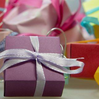 Montaña de regalos