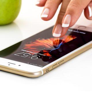 Búsqueda de información en un smartphone