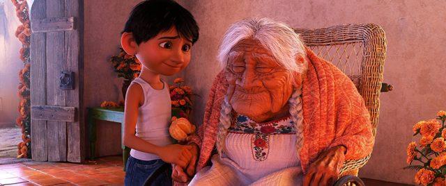 Tataranieto y tatarabuela